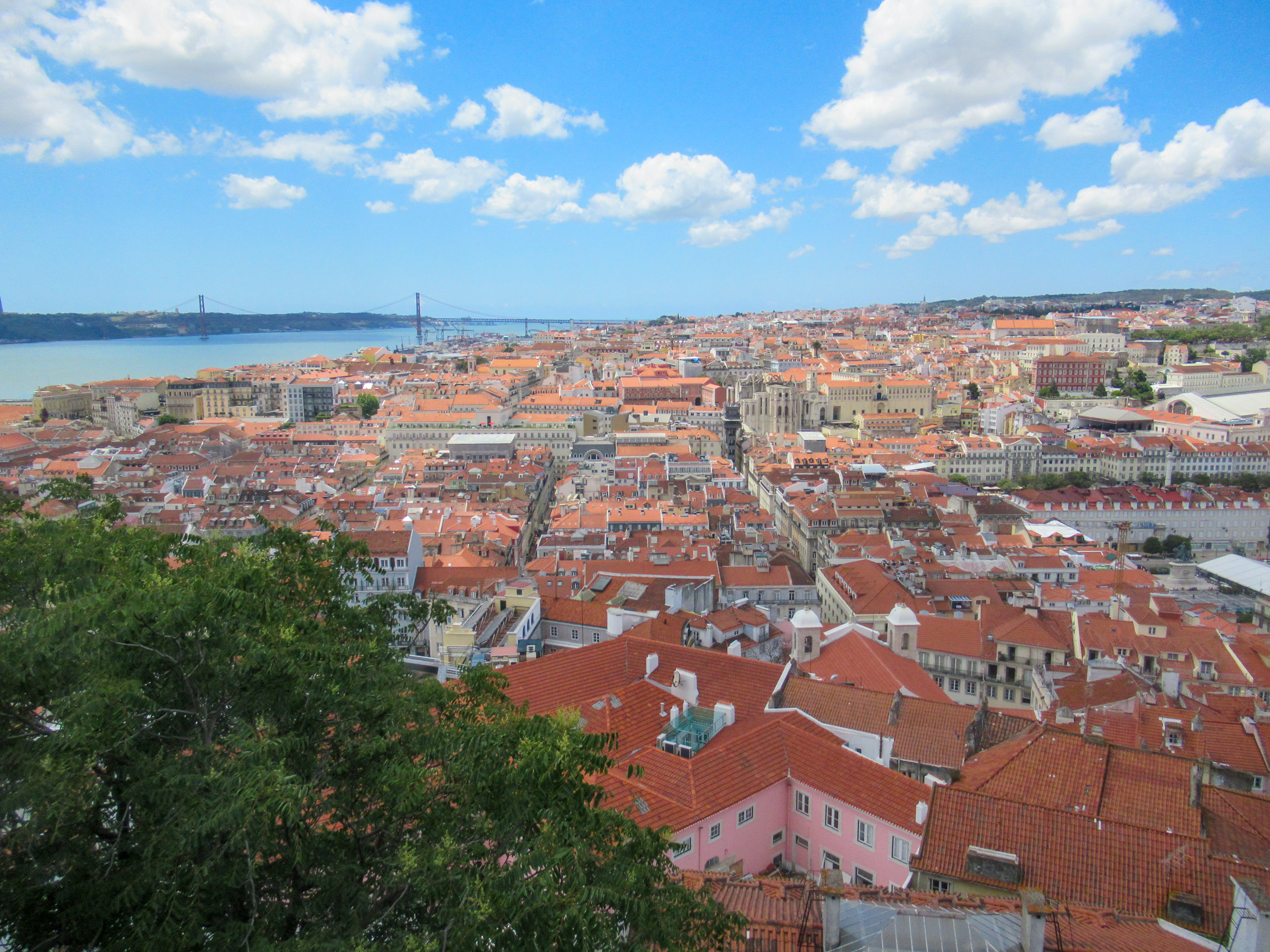 Views of Lisbon, Portugal.
