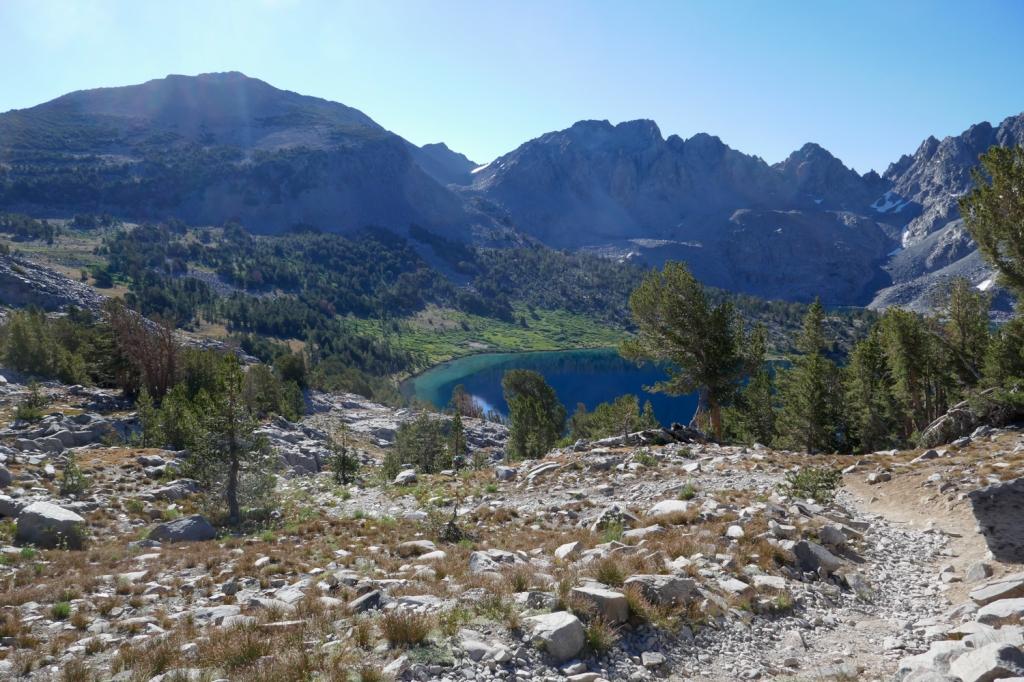 Duck Lake, Mammoth.